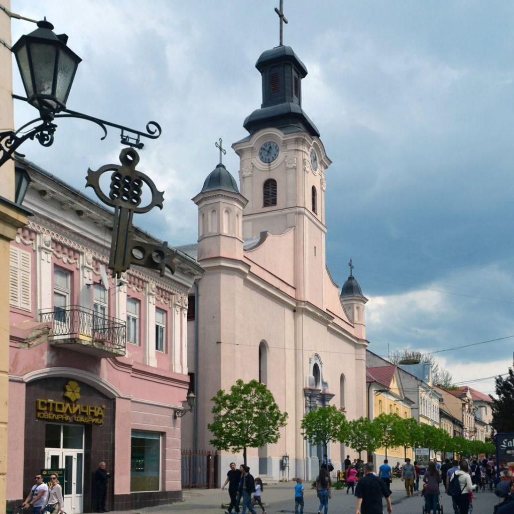 Костел Святого Юрія