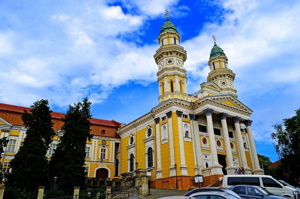 Хрестовоздвиженський кафедральний собор