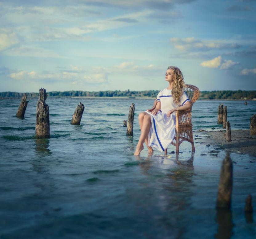 Індивідуальна фотосесія на морі – зовсім недалеко від столиці, у Київській області