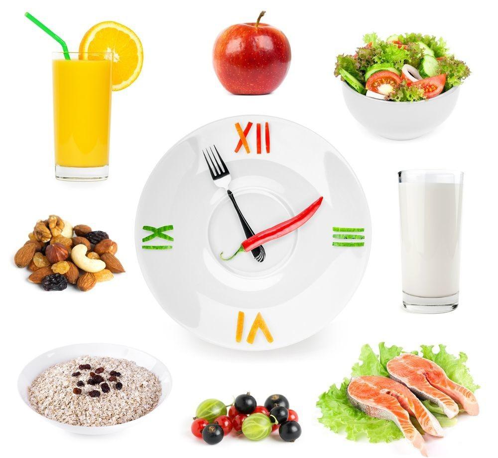Придерживайтесь стабильного расписание приемов пищи