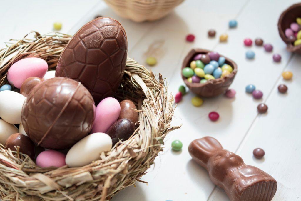 Шоколадне яйце
