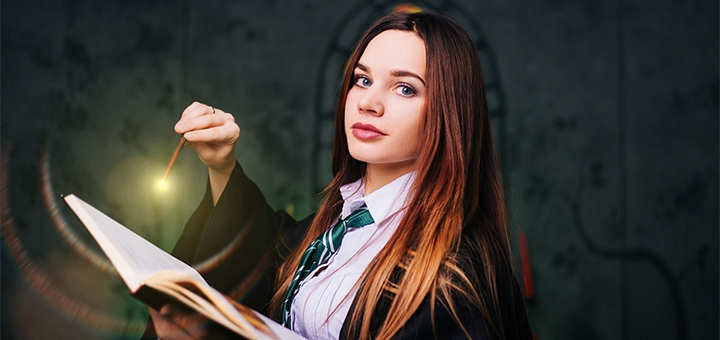 Квест про Гаррі Поттера