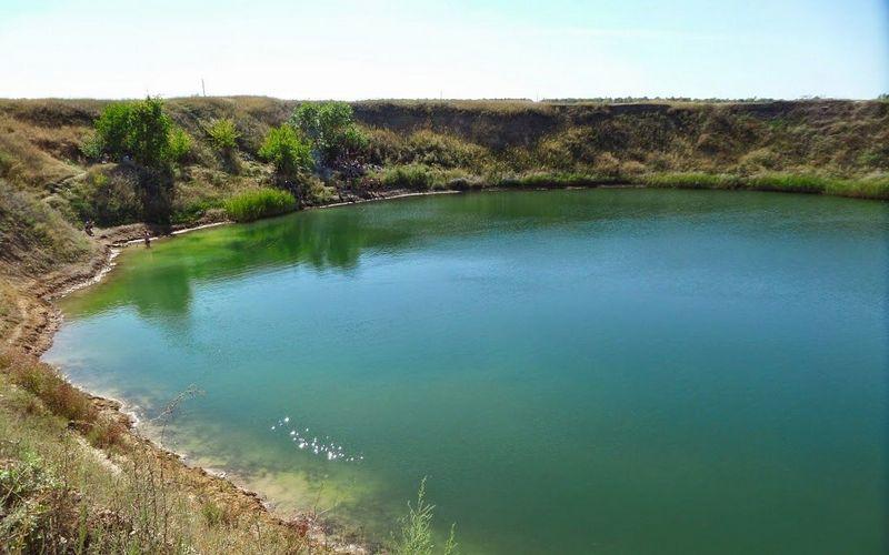 Солоне озеро