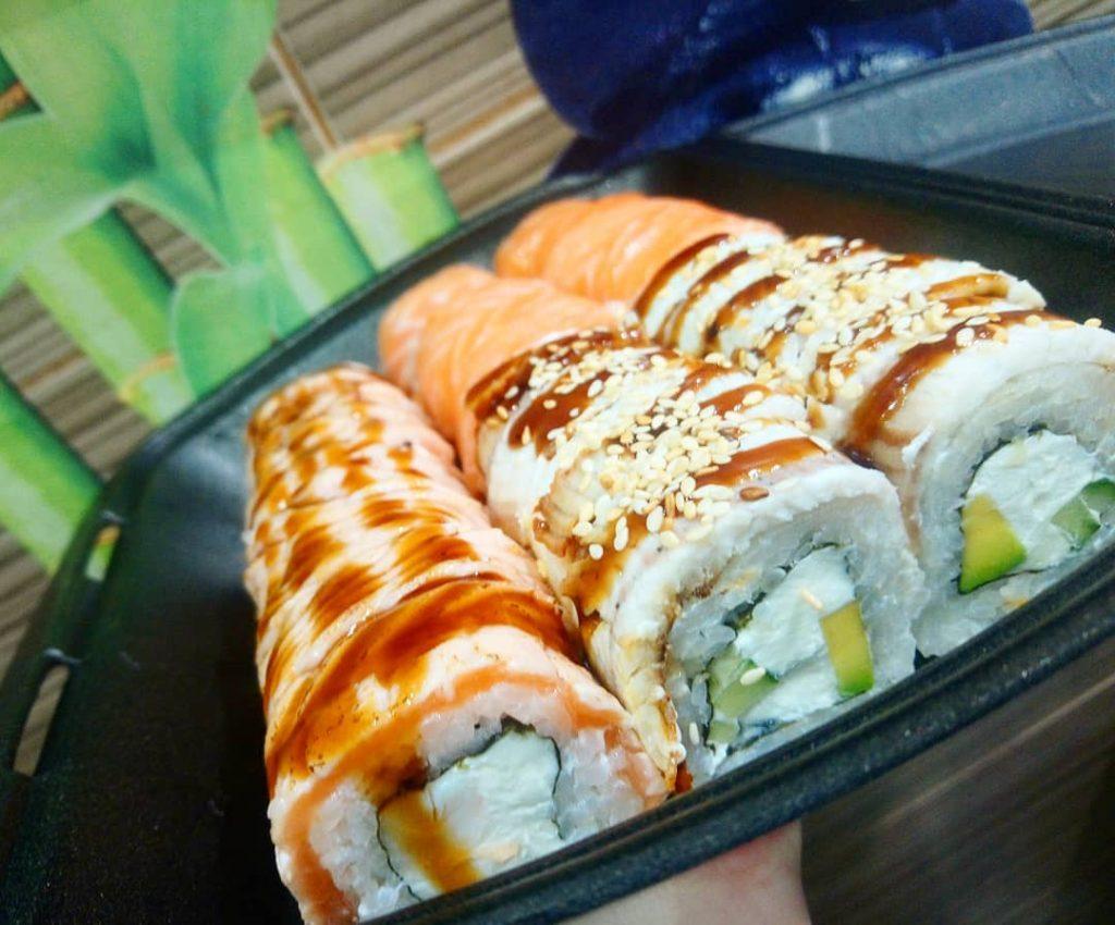 «Sushi Profi», роли