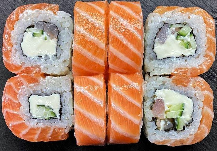 «Sushi Profi», меню