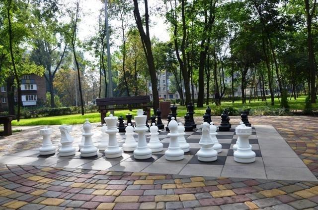 Парк «Сирецький»: шахи