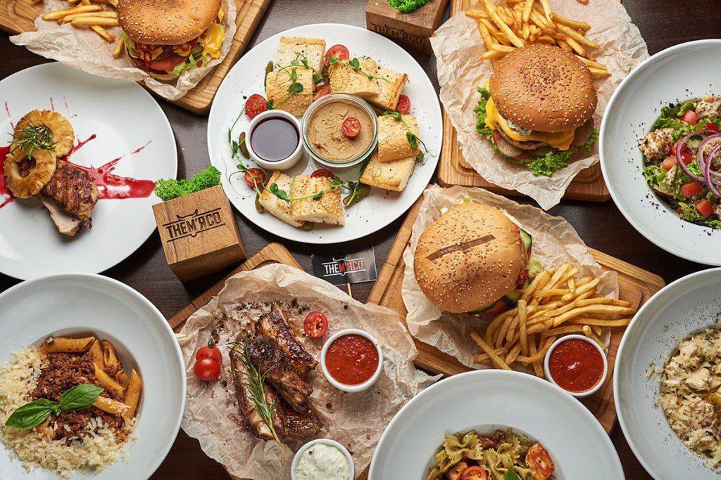 На меню ресторану «TheМ'ясо» діє знижка Покупона 40%