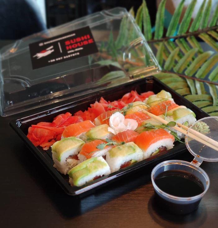 Компанія «Sushi house Інь-Янь»