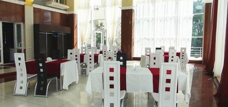 Ресторан комплексу «Золоті Піски»