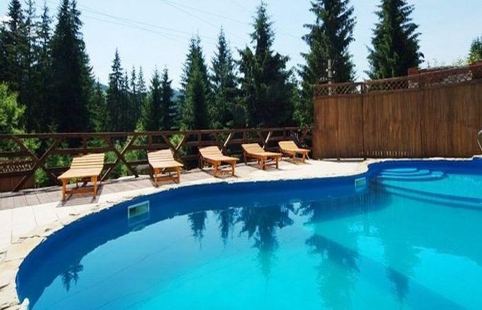 «Зербань» , басейн