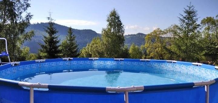 «Дзвінка» , басейн