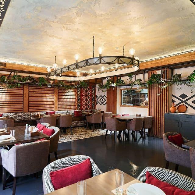 Ресторан «Кеці» для святкування Дня народження